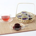 ゼリー お取り寄せスイーツ sweets ブルーベリー 6個 送料無料 ポイント消化