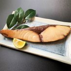 天然 塩鰤 10切 詰合せ ブリ 魚介類 切り身 冷凍 魚 天然ブリ 国産 北陸産 低温熟成 真空パック 富山 鈴香食品
