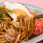 ソース焼きそば 中華味焼きそば 6食 セット やきそば 麺 ヤキソバ 本格ソース付き インスタント ポスト投函便 ポイント消化