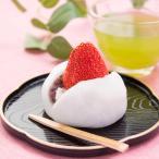 イチゴ いちご大福 6個 セットいちごのしあわせ 和菓子 苺 大福 スイーツ 農家直送 愛知県産 マーコ 生菓子