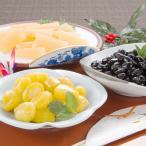 福を呼ぶ迎春セット E-JS 3種 詰合せ 味付数の子 栗ふくませ 丹波黒豆煮 おせち料理 おせち 数の子 冷凍 惣菜