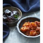 大きな海老のチリソース & とろける豚の濃厚カシス黒酢ソース 2種詰合せ 惣菜 冷凍 レンジ調理 エビチリ 神戸 RF1