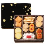 フールセック 缶 大 8種 詰合せ クッキー サブレ スフレ 洋菓子 高級 スイーツ デザート おやつ 東京 ダロワイヨ