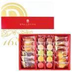 マカロン ドゥミセック 詰合せ 大 9種 セット 焼き菓子 洋菓子 スイーツ いちご味 マドレーヌ 東京 ダロワイヨ