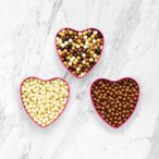クランチチョコレート ハート缶 3種 セット 詰め合わせ チョコレート 洋菓子 お菓子 チョコ 神奈川 VIVEL PATISSERIE