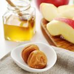 お買い得 はちみつりんご梅 塩分6% 4個 詰合せ 梅干し はちみつ 梅干 訳あり はちみつ梅 漬物 和歌山 梅色生活