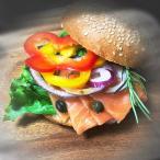 スモークサーモン3切パック スモークサーモン 燻製 鮭 おつまみ 惣菜 スモーク オードブル ノルウェー産 燻製のヒラオ