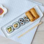 オードブル皿 長皿  11.5号 レリーフ  さんま皿 白磁 おしゃれ 寿司皿 プレート レンジOK 軽い オ ードブル カフェ