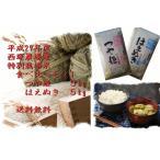 平成29年産 特別栽培米 食べ比べセット(つや姫5kg、はえぬき5kg) 【送料無料】