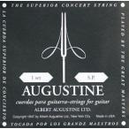 オーガスチン ブラック 黒ラベル セット クラシックギター弦 AUGUSTINE BLACK ポイント消化 送料無料