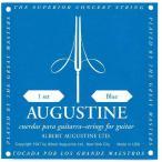オーガスチン ブルー 青 セット クラシックギター弦 AUGUSTINE Blue ポイント消化 送料無料
