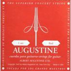 オーガスチン レッド 赤ラベル セット クラシックギター弦 AUGUSTINE RED ポイント消化 送料無料