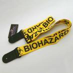 ショッピングストラップ RENEGADE レネゲード ギターストラップ Hazard BIOHAZARD