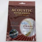 アコースティックギター 弦 Civin ギター弦 CA60-L フォスファーブロンズ弦 スーパーライトゲージ セット弦