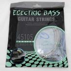 Civin ベース弦4弦セット ニッケルメッキスチール弦ミディアムスケール CB604-M