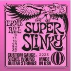 ERNIE BALL アーニーボールエレキギター弦 2223 Super Slinky スーパースリンキー 1SET