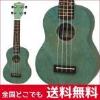 Maikai マイカイ ウクレレ  シースルーブルー バッグ付属 MKU-1   SBL
