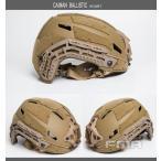 サバゲー ヘルメット FMA REVISIONタイプ CAIMAN ケイマン ハイブリッド ヘルメットシステム DE