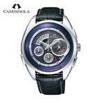 カンパノラ CAMPANOLA メンズ 腕時計 エコ・ドライブ コンプリケーション BZ0030-08W 宙叢雲 そらのむらくも