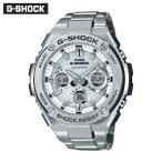 ショッピングShock G-SHOCK Gショック メンズ GST-W110D-7AJF 電波ソーラー