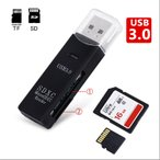 カードリーダー USB3.0マルチカードリーダー SDカード /マイクロSD 両対応 USB3.0 超高速データ転送