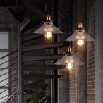 ペンダントライトガラス 1灯  ダクトレール用照明 シリングライト用 ダイニング照明 食卓用 北欧 おしゃれ LED対応 キッチン 照明器具 リビング用 居間用