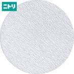 ニトリ Yahoo!店で買える「珪藻土バスマットお手入れ専用 サンドペーパー 1枚入(NTサンドペーパー ニトリ 『玄関先迄納品』」の画像です。価格は99円になります。