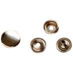 クラフト社 レザークラフト用 金具ジャンパードット 20個 中 N(ニッケル) 1064-01