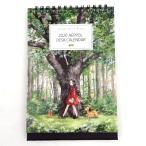 【限定品】カレンダー『エポルさんの 2020 森の少女 卓上カレンダー』アップル aeppol チュ・ソジン 森少女 韓国版