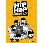 韓国のマンガ ヒップホップモンスター Hiphop Monster(防弾少年団(BTS)のWEBマンガ)