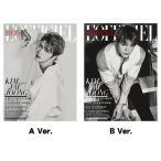 韓国男性雑誌 L'OFFICIEL HOMMES KOREA(ロフィシェルオムコリア) 2017年 5月号 (JYJのキム・ジェジュン表紙2種の中1種選択)