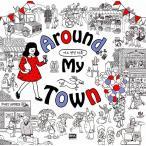 韓国語のぬりえ本 Around My Town ある素敵な日- トントンとヒーリングカラーリングブック(大人の塗り絵)