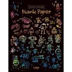 スクラッチブック(大人の塗り絵) カラーリング 無地 (韓国輸入版)Scratch Blank Paper