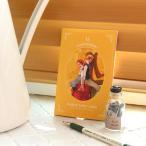 あしながおじさん イラスト ポストカードブック 12枚セット 100×150×5mm (絵:キム・ジヒョク)絵はがき(美しい古典シリーズ)