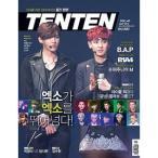 韓国芸能雑誌 10TEN(テンテン)2014年 5月号 (EXO エクソの記事翻訳付き キム・スヒョン、B1A4、MBLAQ、B.A.P、キム・ウビン、BIXX 、ノ・ミンウ)