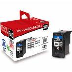 Canon 日本製リサイクルインク  ブラック BC-340XL対応 増量版 JIT-C340BXL 当商品3個以上注文で送料0円に修正します!!(関連商品 BC340XL BC341XL BC-341XL)