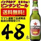 インドネシア ビンタンビール 330ml×24本 2ケース 48本 BINTANG 瓶 業務用