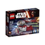レゴ スターウォーズ LEGO Star Wars Obi-Wan's Jedi Interceptor 75135