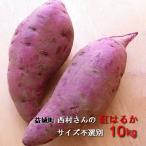 紅はるか 10kg 熊本県産 送料別/ 益城町 西村さんのさつま芋