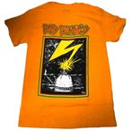 BAD BRAINS「BANNED ORANGE」Tシャツ