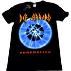 DEF LEPPARD「ADRENALIZE」Tシャツ