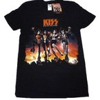 KISS「DESTROYER」Tシャツ