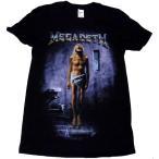 MEGADETH「COUNTDOWN TO EXTINCTION」Tシャツ