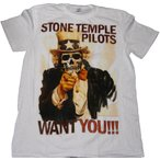 STONE TEMPLE PILOTS「WANT YOU」Tシャツ
