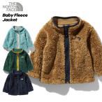 ノースフェイス THE NORTH FACE 送料無料 Baby Fleece Jacket(80cm 90cm)ベビーフリースジャケット アウター メール便不可