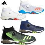 ゴルフシューズ アディダス コードカオス ボア Boa スパイクレス メンズ シューズ  靴 軽量 adidas ミッドカット CODECHAOS ハイカット