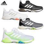 ゴルフシューズ アディダス コードカオス ボアロウ Boa Lo スパイクレス メンズ シューズ  靴 軽量 adidas CodeChaos Boa LO ゴルフ