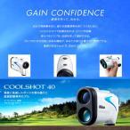 ニコン クールショット NIKON COOLSHOT 40 携帯型レーザー距離計