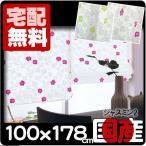 カーテン おしゃれ  安い 巾100cmx丈178cm 1枚 JASMIN2  ジャスミン2