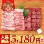 【お歳暮 ブランド肉 送料無料】蔵王高原牛 焼肉【M5-2/733】